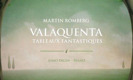 Klavierstücke zur Valaquenta – Martin Romberg