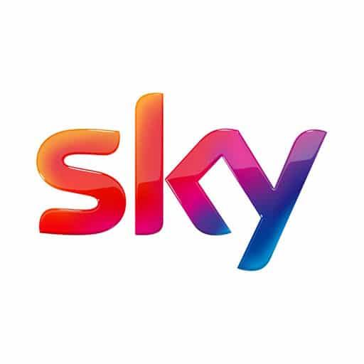 Logo Sky Deutschland - quadratisch
