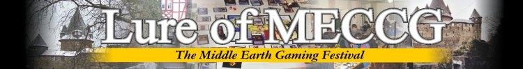 Lure of the MECCG: 25.-28. Februar. Noch bis 11. Januar beim Kartenevent zum Mittelerdekartenspiel anmelden!