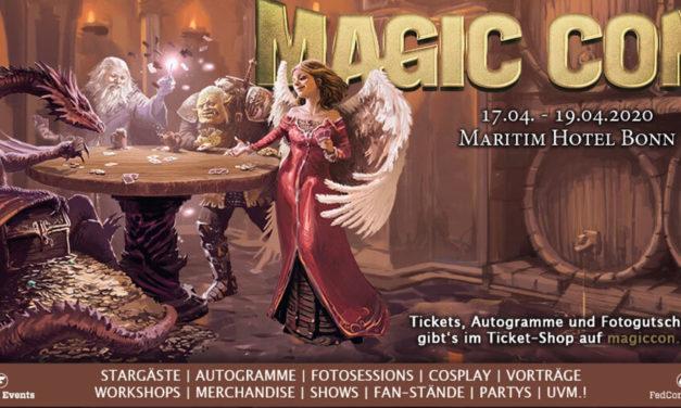 MagicCon 2020 – Es ist Tolkien Zeit!