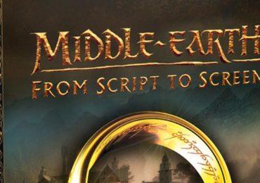 Neuerscheinung: Middle-earth: Script to Screen
