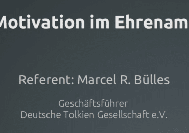 Motivation im Ehrenamt