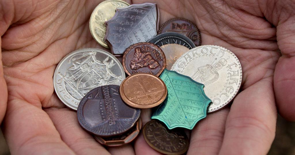 Neue Mittelerde-Münzen in Aussicht