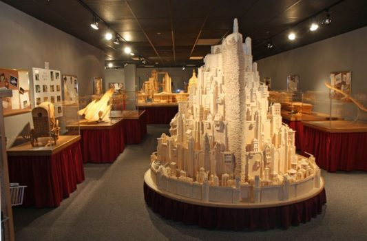 minas-tirith-made-from-matchsticks-by-pat-acton-matchstick-marvels-3
