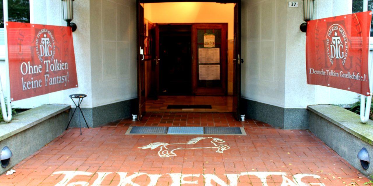 Auf der Suche nach Mittelerde – Tolkien Tag 2015 in Hannover