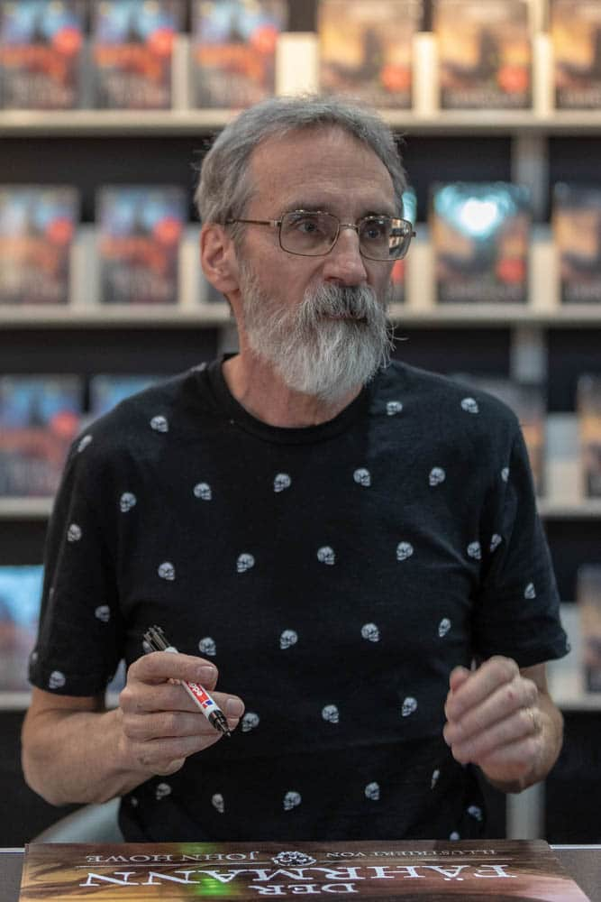 John Howe - Tobias M. Eckrich