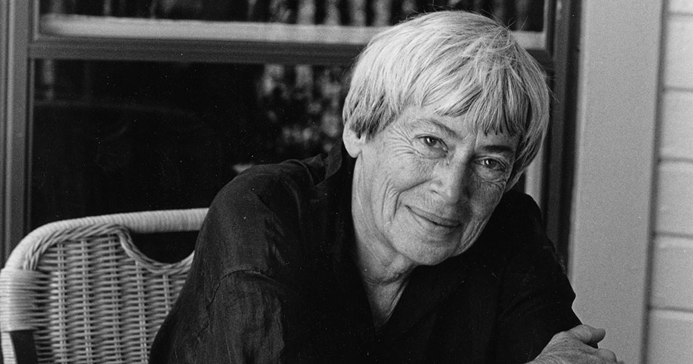 """Fantasy is escapist, and that is its glory"". - Zum Tod von Ursula K. Le Guin"
