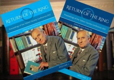 The Return of the Ring - Konferenzbuch der Tolkien Society erscheint im Juni