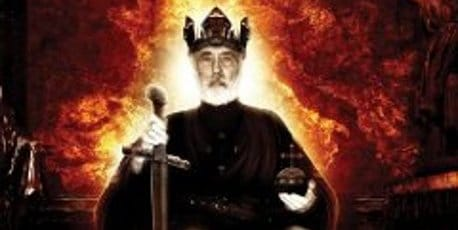 Saruman goes Heavy Metal