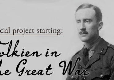 Special project starting: Tolkien in the Great War