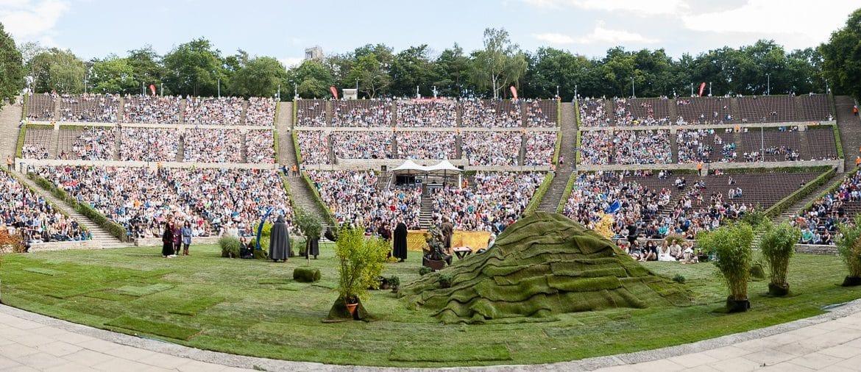 Größtes Ring-Spektakel in der Waldbühne