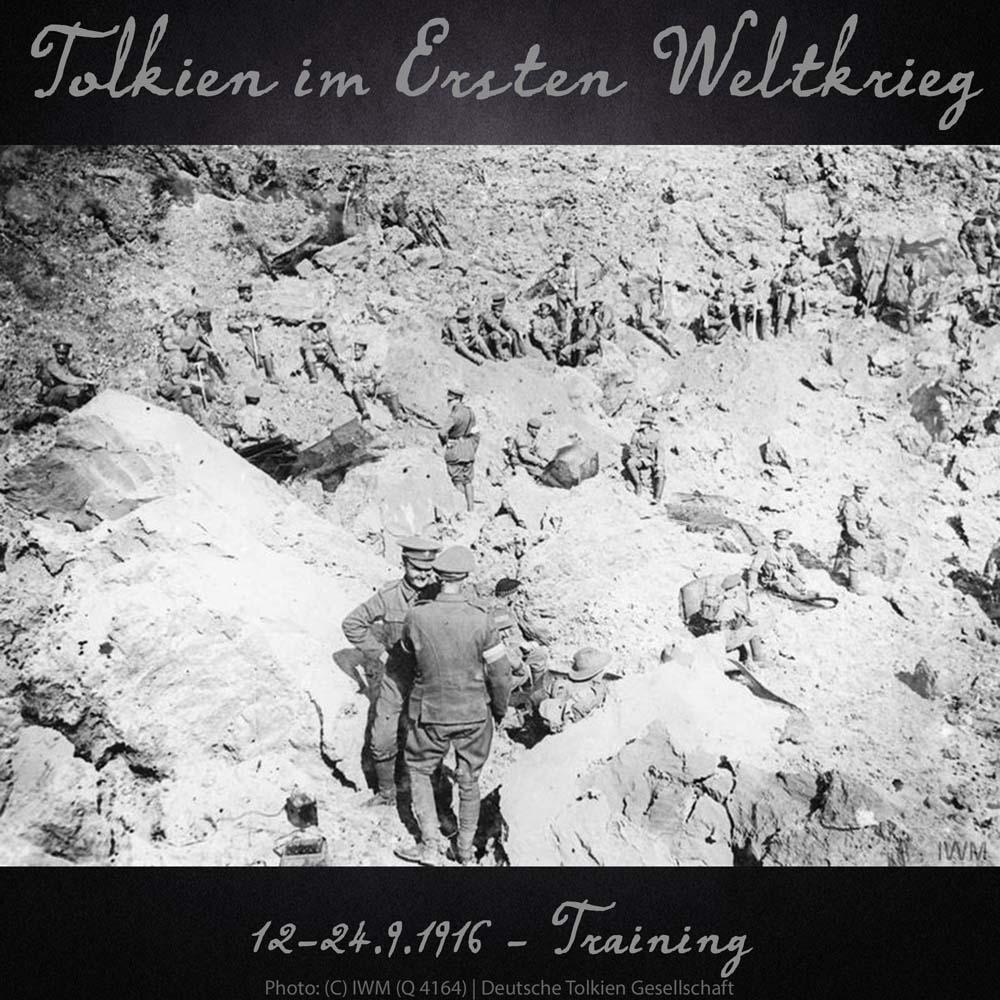 12-24.9.1916 Training
