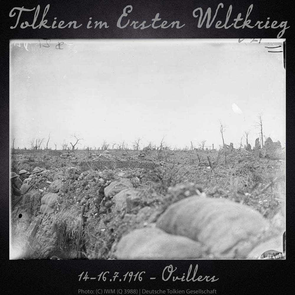 14-16.7.1916 - Ovillers