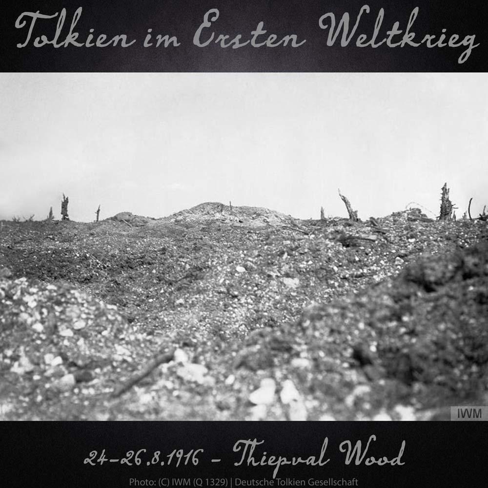 24-26.8.1916 Thiepval Wood