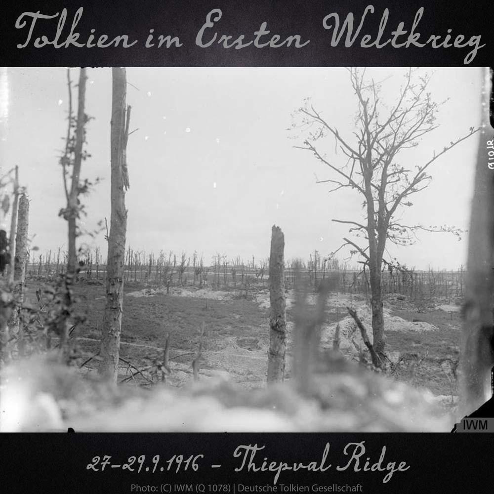 27-29.9.1916 Thiepval-Ridge