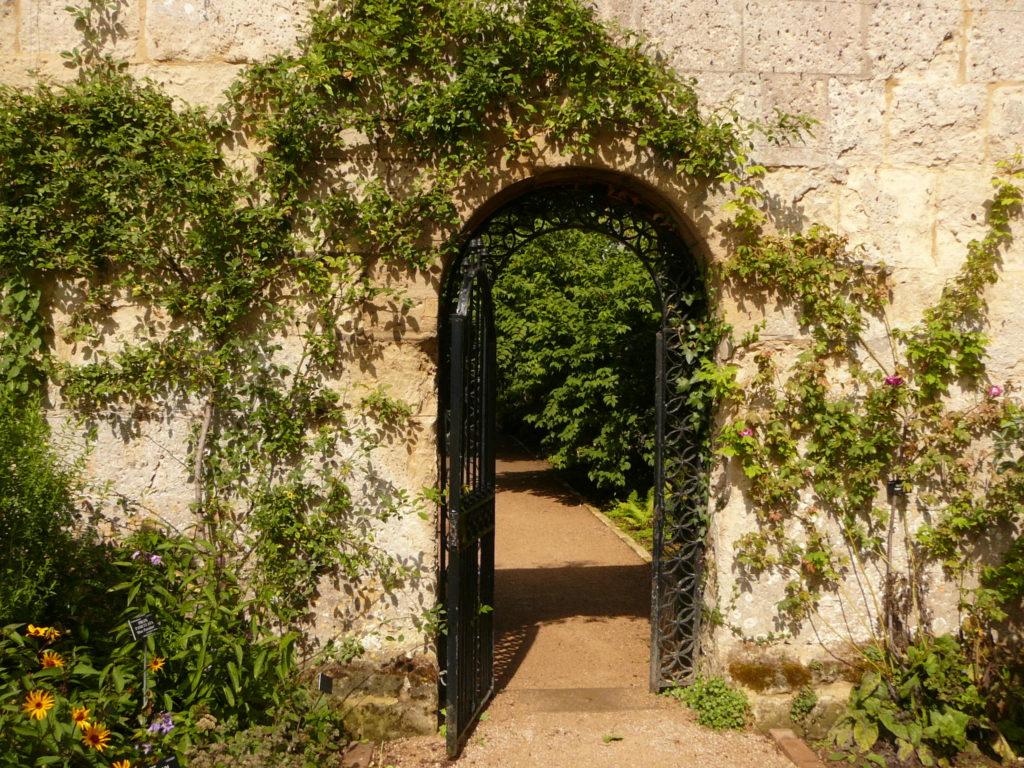 Botanic Garden Door