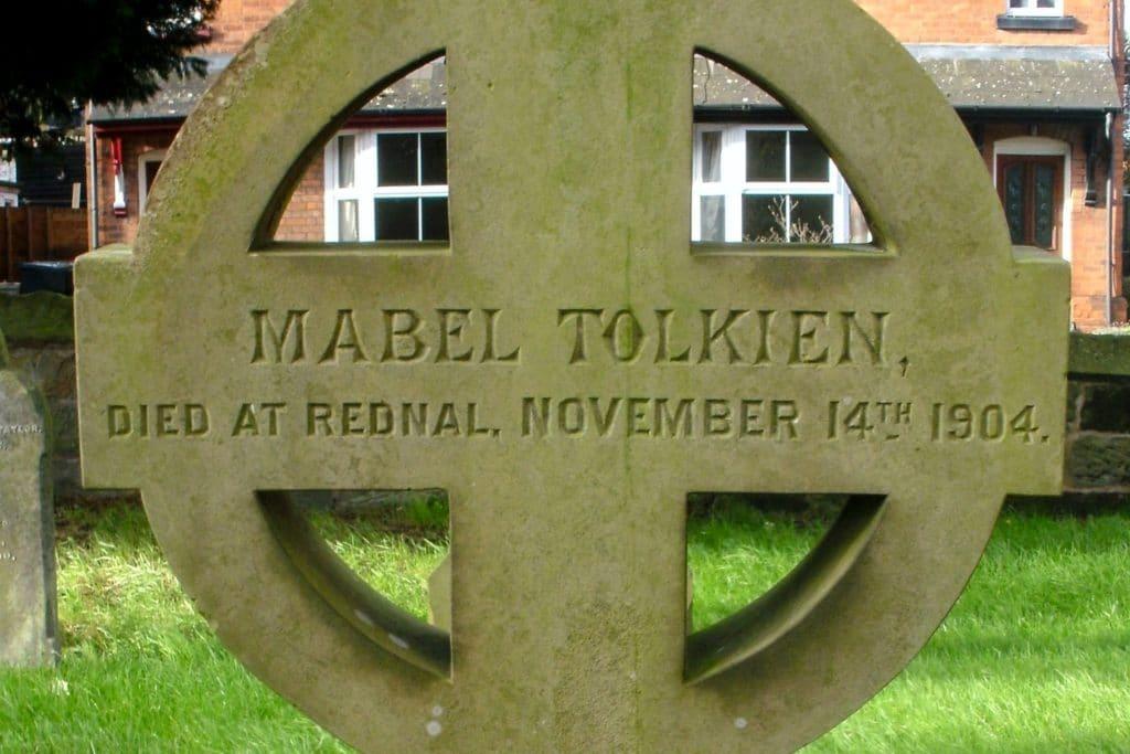 Mabel Tolkiens Grab