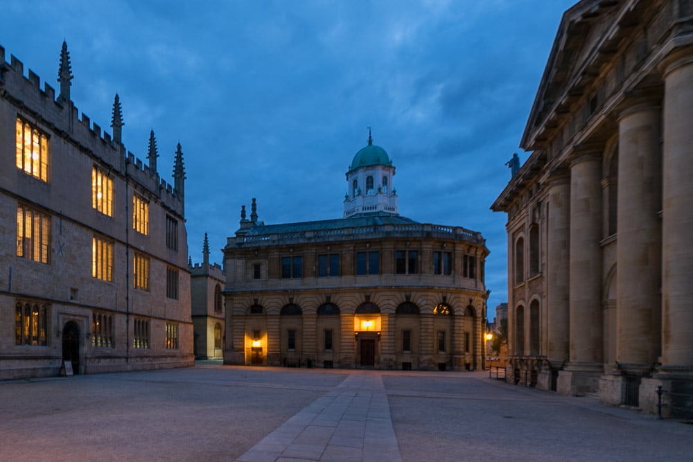 The-Sheldonian-Theatre