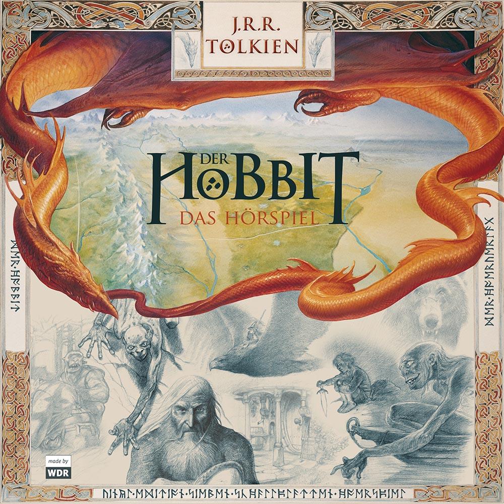 Tolkien Der Hobbit Vinyl-Edition