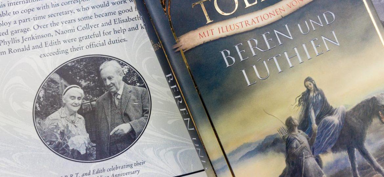 """""""Tolkien in Love"""" als Hörspiel"""