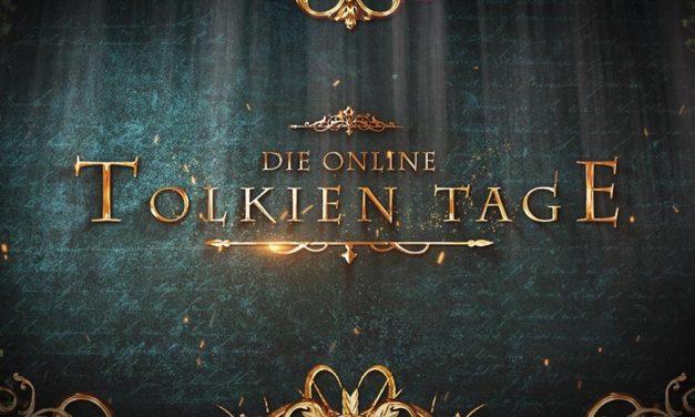 Die Online Tolkien Tage nahen!