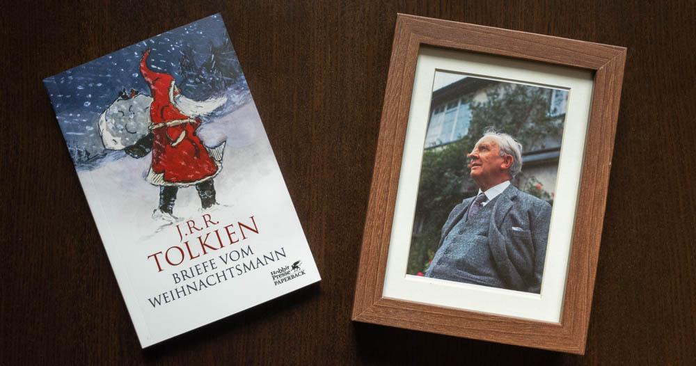 """Lesung aus den """"Briefen vom Weihnachtsmann"""" in Otzberg"""