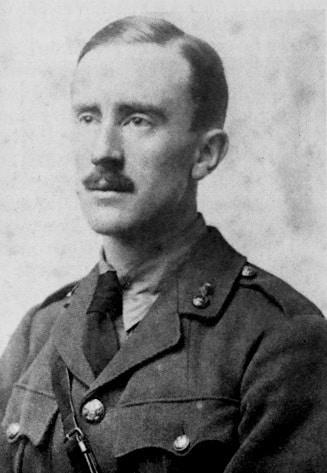 Tolkien_Portrait 1916