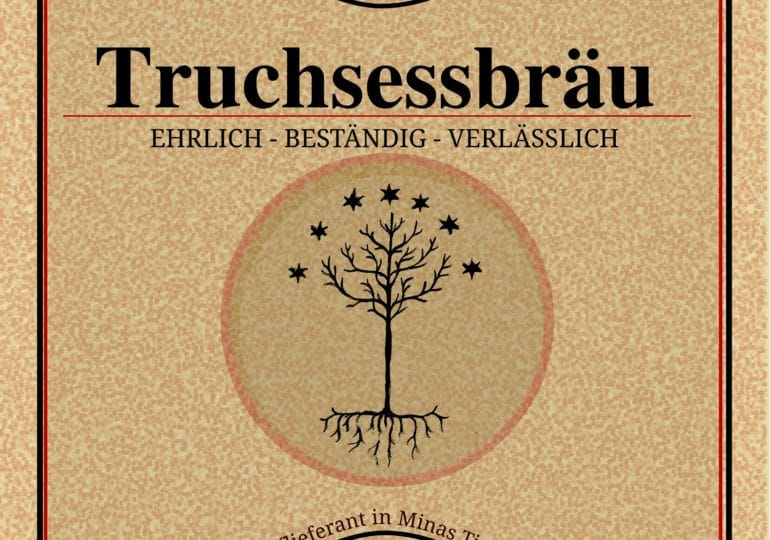 3. DTG-Untersetzer - Truchsessbräu - Claudia Pertschy