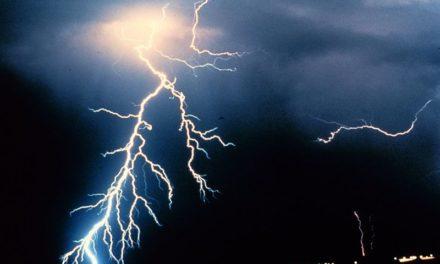Unwetter über Mittelerde