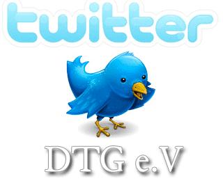 Die DTG twittert - live vom Thing!