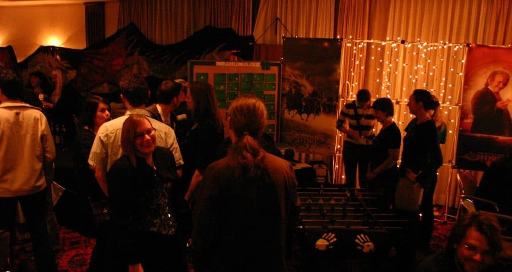 DTG-Party auf der Ring*Con 2010