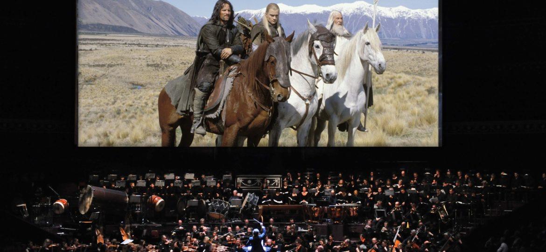 Der Herr der Ringe ist Soundtrack des Jahres.