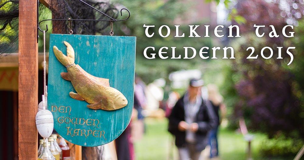 Siebter Tolkien Tag Geldern ein voller Erfolg.