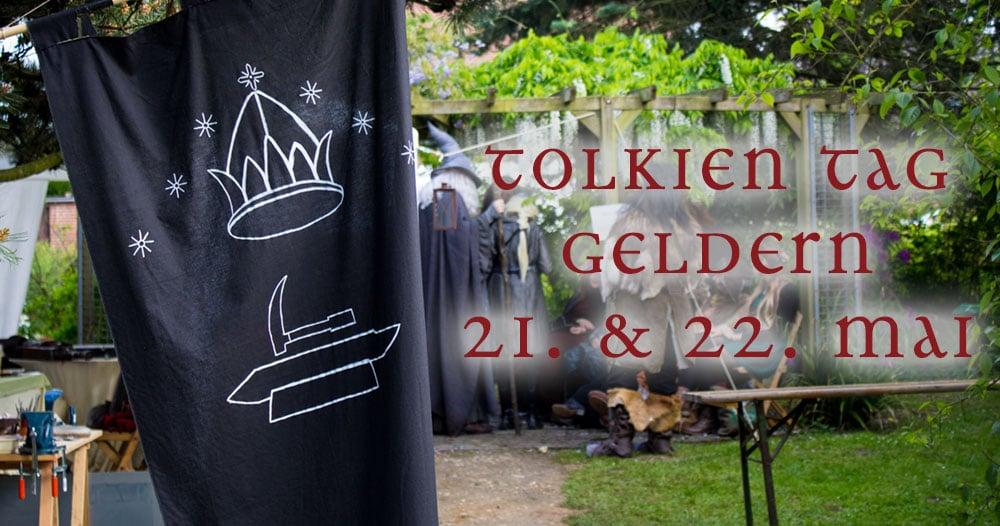 Der achte Tolkien Tag Geldern steht bevor