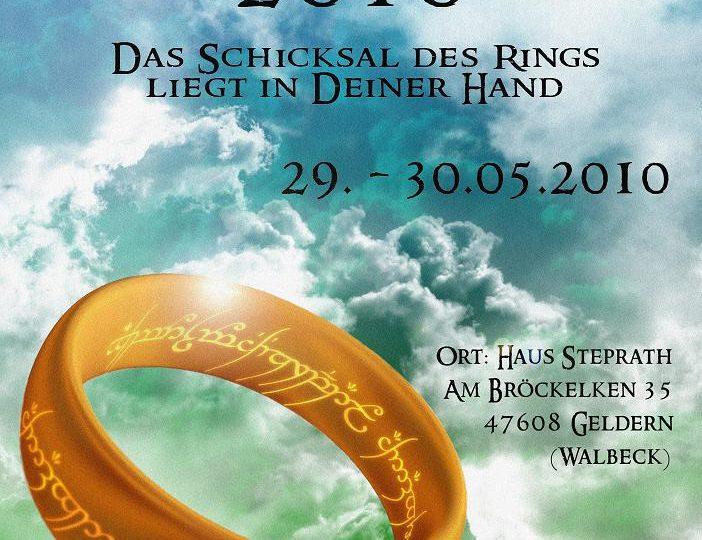 Tolkien Tag Niederrhein 2010