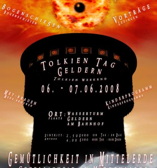 Update: Tolkien Tag 30 wirft seine Schatten voraus