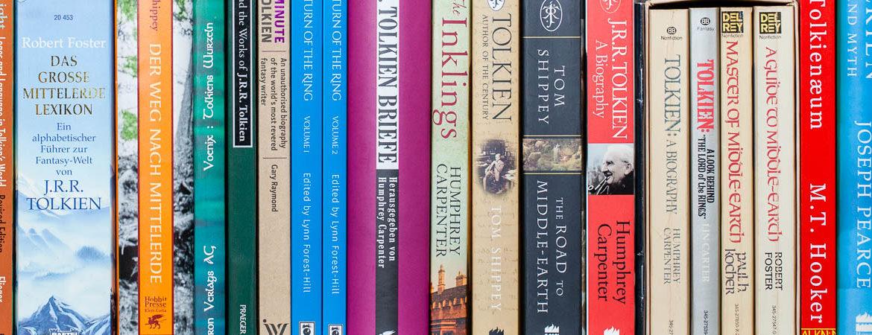 Bücher zu Tolkien