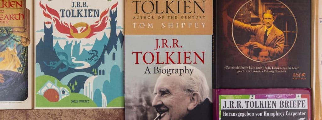 Tolkien Biographien und Sekundar Literatur - Tobias M. Eckrich