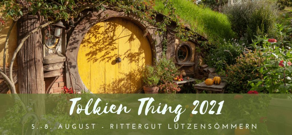 Anmeldung zum Tolkien Thing 2021