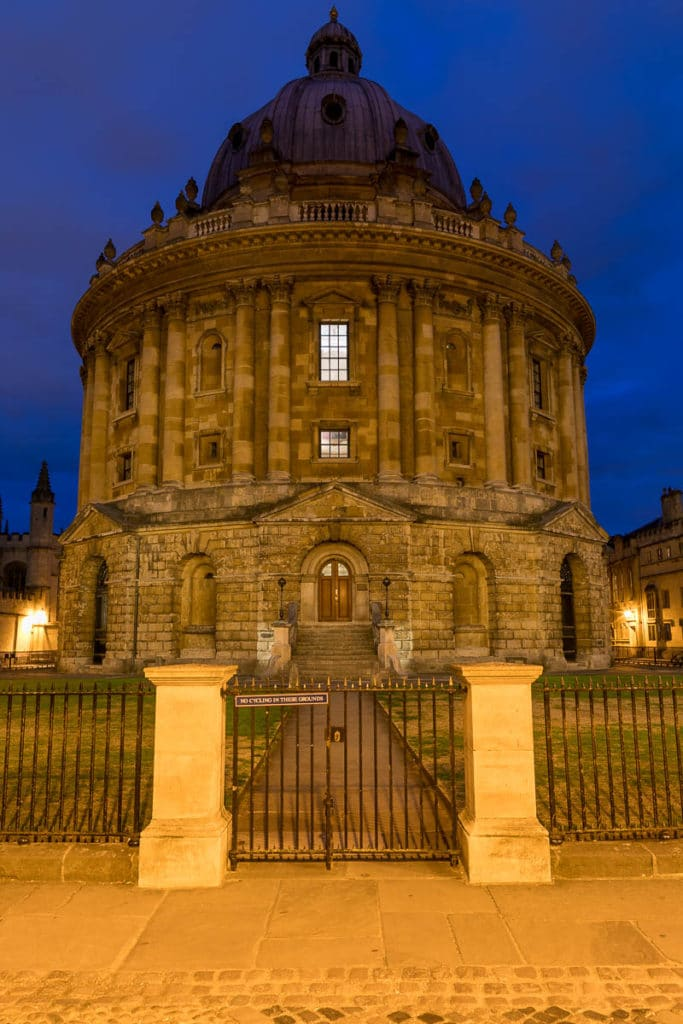 Oxford - Die Radcliffe Camera