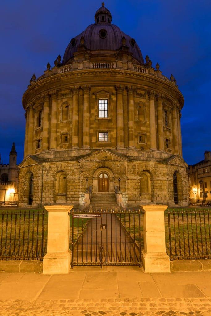 Oxford - Die Radcliffe Camera