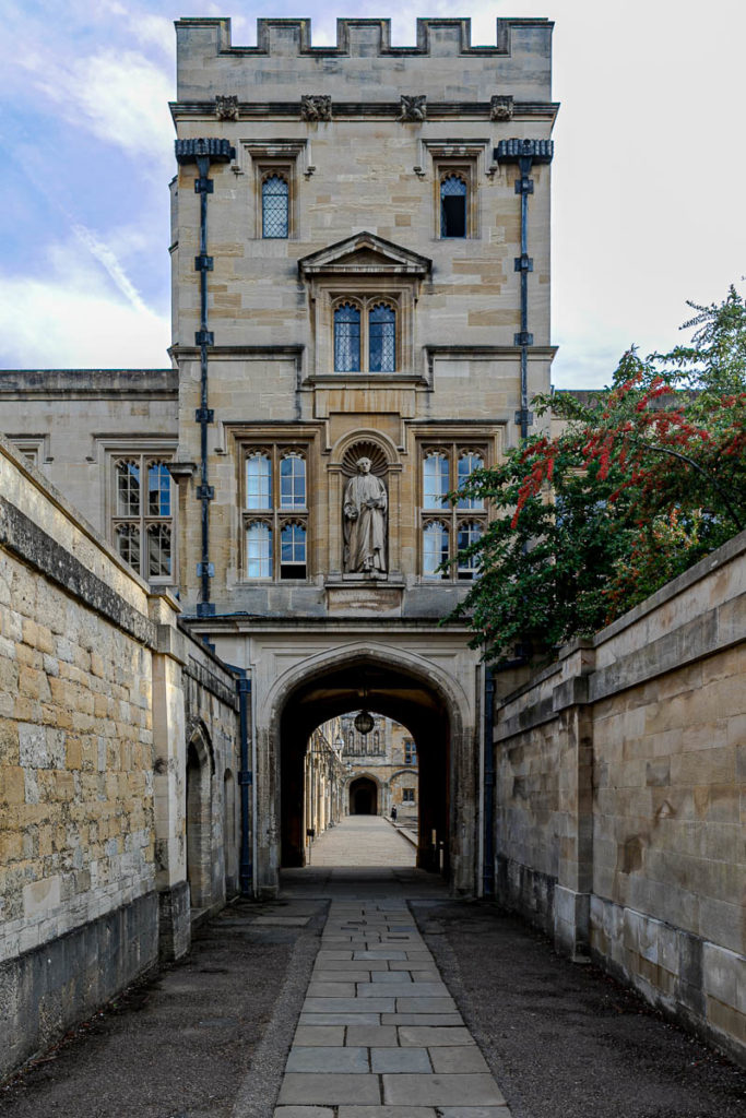 Oxford - King's College