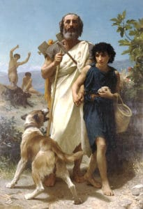 William-Adolphe_Bouguereau_(1825-1905)_-_Homer_and_his_Guide_(1874)